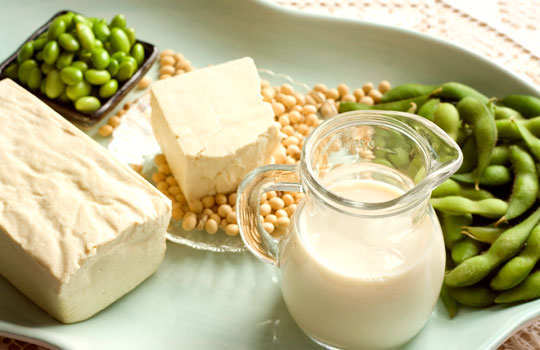 menopause-home-remedies-include-soy-in-meal