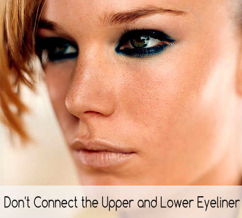 unconventional-makeup-tips-disconnected-eyeliner