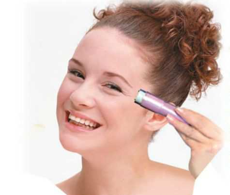 woman-applying-massage-vibrator