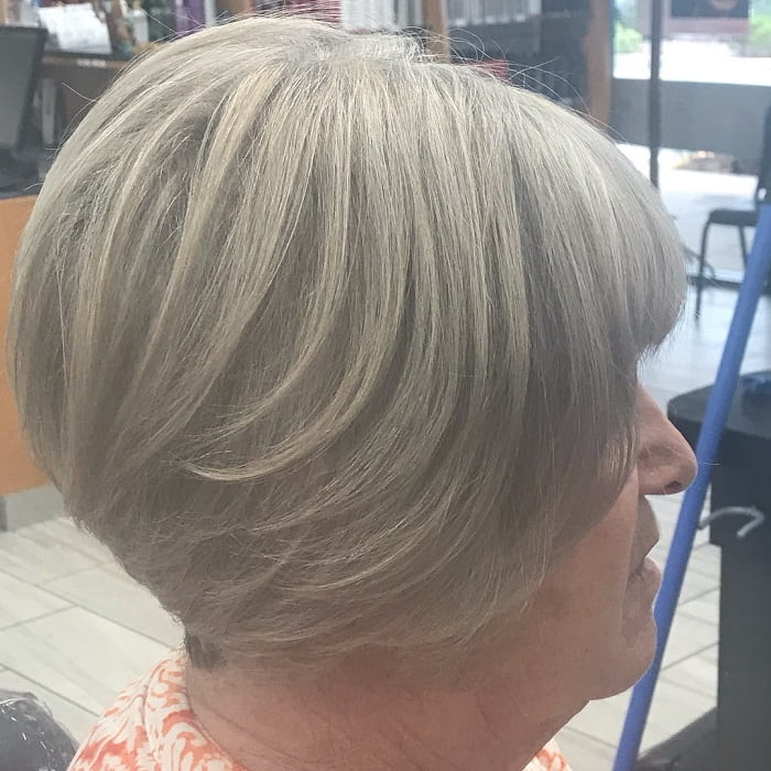 11 Of The Coolest Bob Hairstyles For Women Over 50 With Fine Hair Wetellyouhow