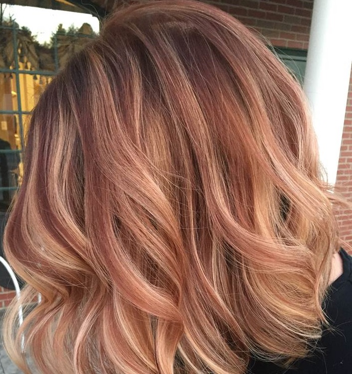 Red Hair With Blonde Highlights Top 10 Looks To Rock In 2019 Wetellyouhow