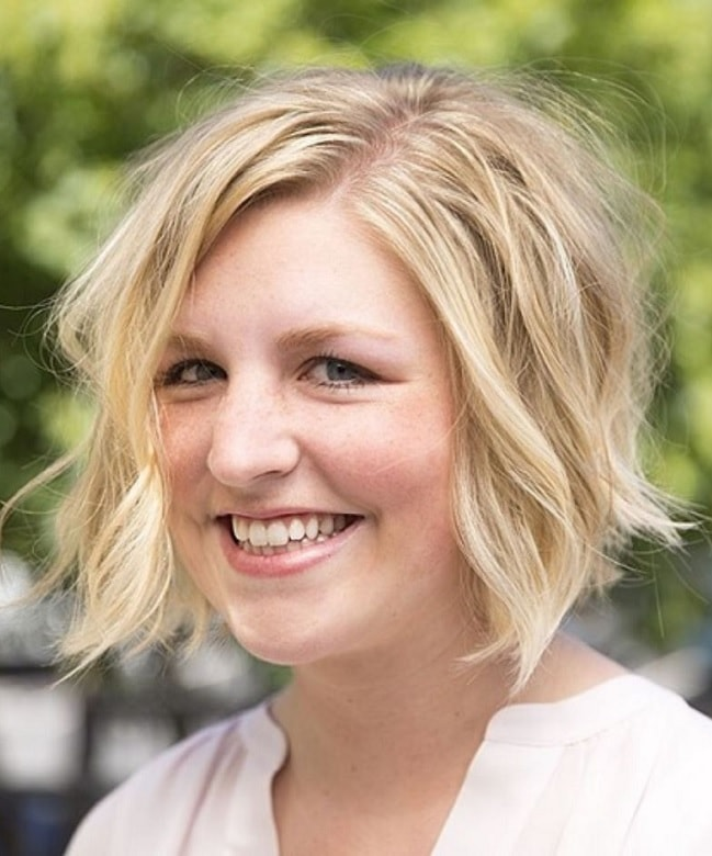 12 Supercilious Short Hairstyles For Women With Fat Faces Wetellyouhow