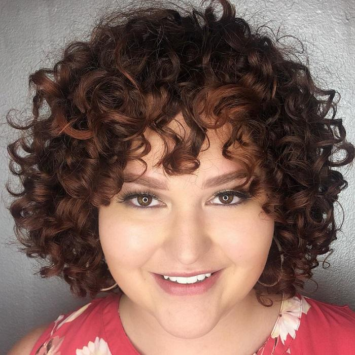 curly bob weave hairstyles for women