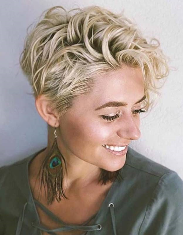 15 Gorgeous Short Permed Hairstyles For Women Wetellyouhow